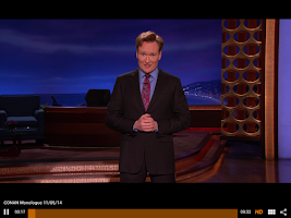 Screenshot of Conan O'Brien's Team Coco