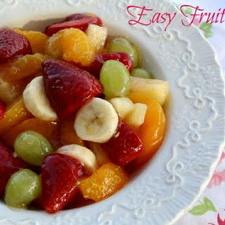 Fruit Salad With Peach Pie Filling And Pineapple Recipes