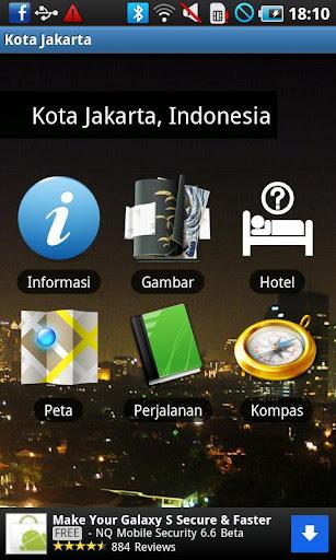 Pariwisata di Kota Jakarta