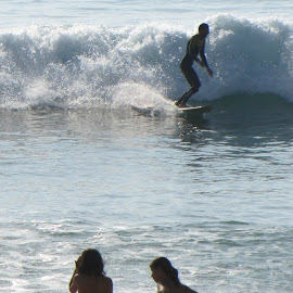Surfing for the Family by João Ascenso - Sports & Fitness Surfing ( surfing, beach )