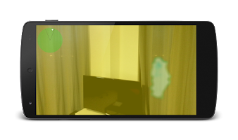 Screenshot of Camera Ghost Radar
