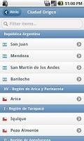 Screenshot of Carretera