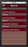 Screenshot of My Utah Pharmacy