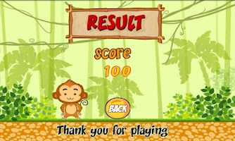 Screenshot of Monkey Math Balance