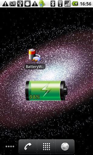 Battery Watch Widget ★★★★★