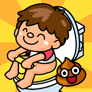See Me Go Potty App : トイレトレーニング イラスト : イラスト