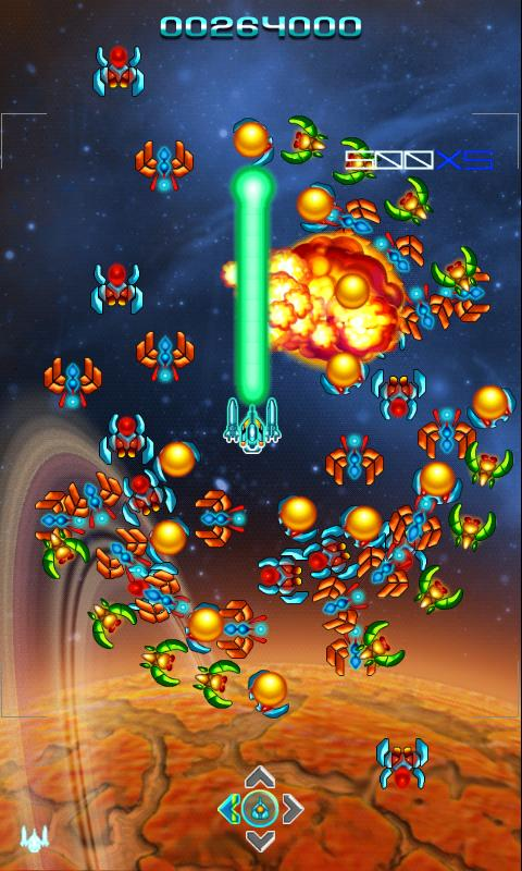 Galaga Special Edition Free Screenshot 1