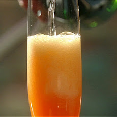 Blood Orange Mimosa