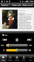 Screenshot of Beethoven Symphony 1 Free