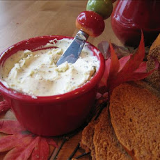 Garlic Boursin Cheese Spread