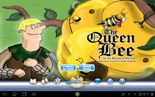 Screenshot of Queen Bee