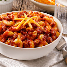 Ragu's Family Favorite Chili Mac