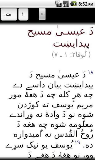 書籍必備APP下載|Pashto Bible / Injil 好玩app不花錢|綠色工廠好玩App