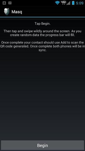 Masq - SMS Encryption
