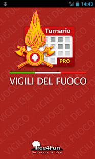 Turnario VVF PRO - screenshot