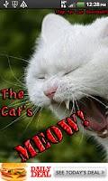 Screenshot of The Cat's Meow