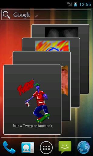 ARTags stack widgets