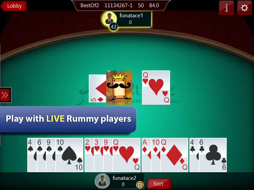 Ace2Three Rummy Screenshot 14