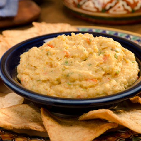 Mexican Chipotle Hummus