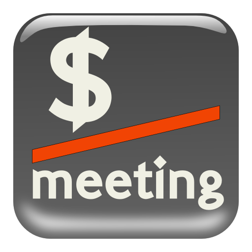 Meeting Timer 生產應用 LOGO-阿達玩APP