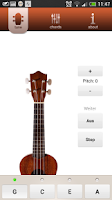 Screenshot of uke pal - Ukulele Tuner&Chords