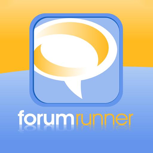 Forum Runner LOGO-APP點子