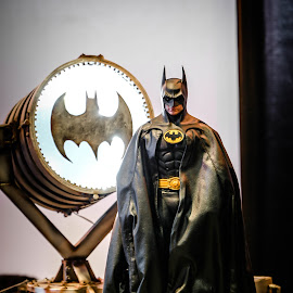 The Batman (1) by Israel  Padolina - Artistic Objects Toys ( toy, the dark knight, toys, bat, batman,  )