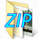 Entpacken icon