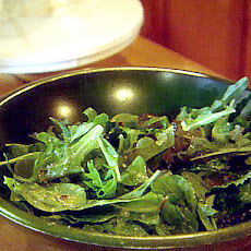 Mixed Green Salad with Whole Citrus Vinaigrette