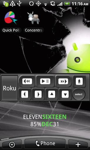 【免費媒體與影片App】Remote for Roku-APP點子