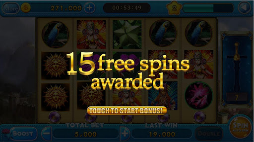 Slots Inca:Casino Slot Machine - screenshot