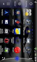 Screenshot of Go Launcher EX Warrior Theme