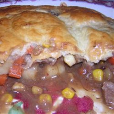 Beef Pot Pie II