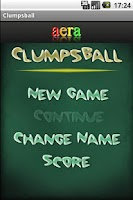 Screenshot of Clumpsball