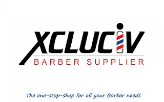 Screenshot of Xcluciv Barber Supplier
