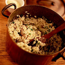 Butcher's Choice' Risotto