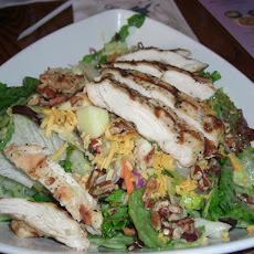 Colony House Salad with Honey-Shallot Vinaigrette Liberty Tree Tavern