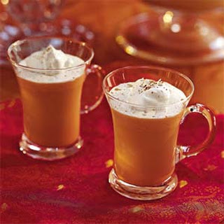 Eggnog-Coffee Punch