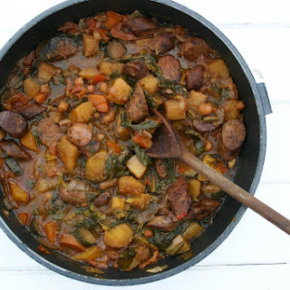 Moroccan Spinach Stew Recipes