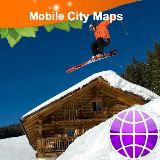 Saalbach Hinterglemm ski area LOGO-APP點子
