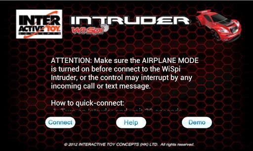 Intruder Controller