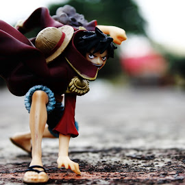 I Will Attack by Fredy Saputra - Artistic Objects Toys ( toy, object )