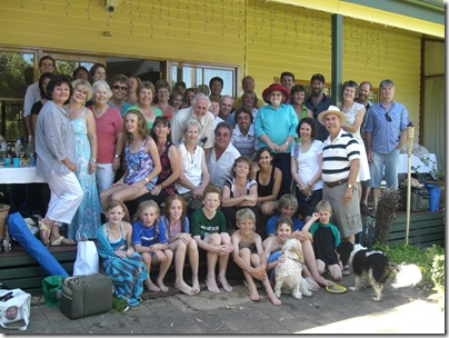 Inglis Family Jan 2010