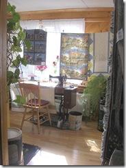 mennonite quilt panel on treadle2