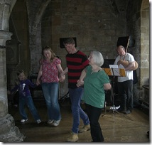 newbattle abbey breton dancing
