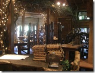 alnwick garden tree house restaurant