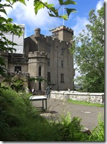 dunvegan castle entrance