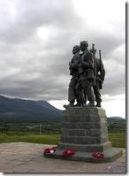 commando memorial