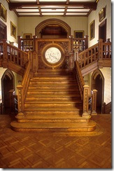 newbattle abbey staircase