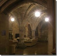 newbattle crypt sharp